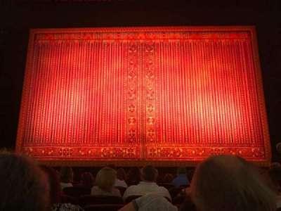 Citizens Bank Opera House secção Orchestra C