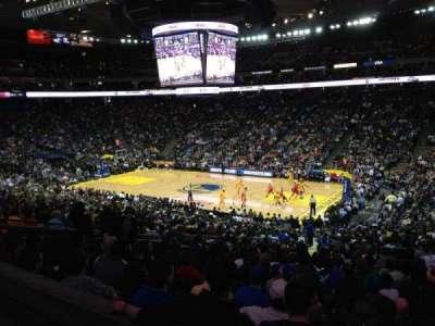 Oakland Arena secção C13