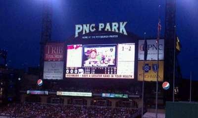 PNC Park secção 147