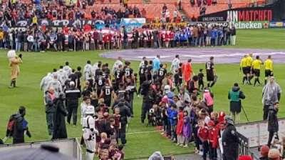RFK Stadium, secção: 212, fila: 14, lugar: 8