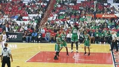 Capital One Arena, secção: 112, fila: k, lugar: 15