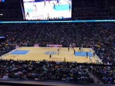 Pepsi Center secção 260
