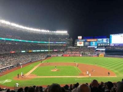Yankee Stadium secção 216