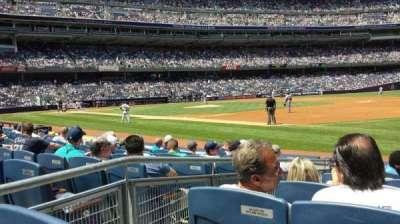 Yankee Stadium secção Champions Suite - Sec 13