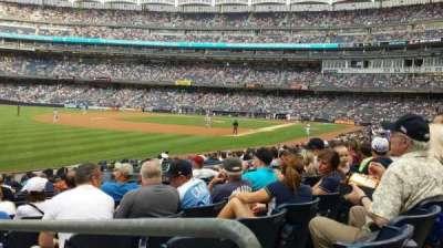 Yankee Stadium secção 130