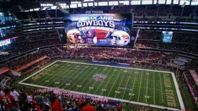 AT&T Stadium secção 439