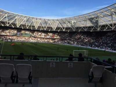 London Stadium secção 17