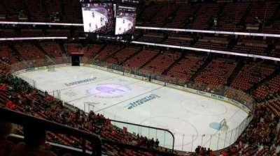 Honda Center, secção: 406, fila: C, lugar: 16