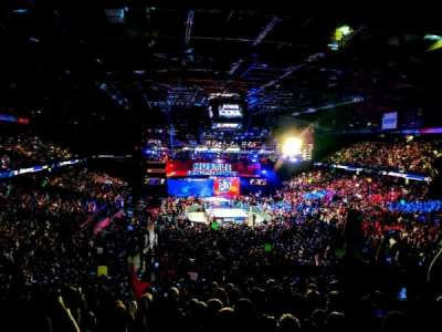 Allstate Arena secção 215