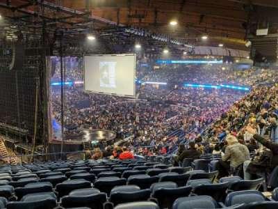 Allstate Arena secção 205