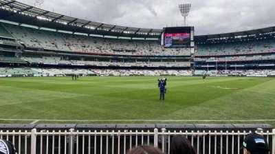 Melbourne Cricket Ground secção M28