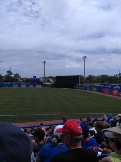 Florida Auto Exchange Stadium, secção: 200, fila: 8, lugar: 21