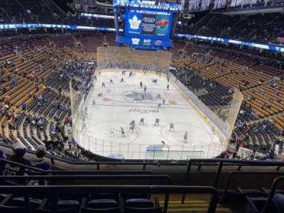 Scotiabank Arena secção Molson