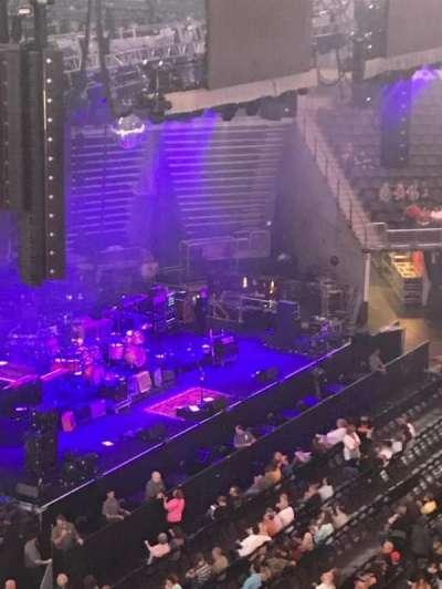 Philips Arena, secção: 311, fila: C, lugar: 7