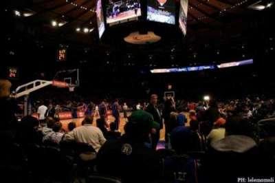 Madison Square Garden secção 10