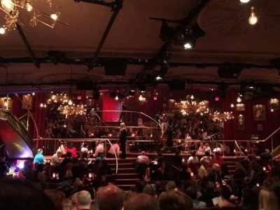 Imperial Theatre, secção: Orcho, fila: O, lugar: 5