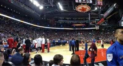 Scotiabank Arena secção CRTW