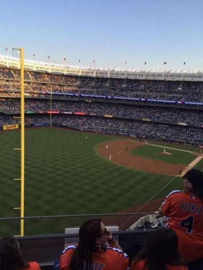Yankee Stadium secção 332a