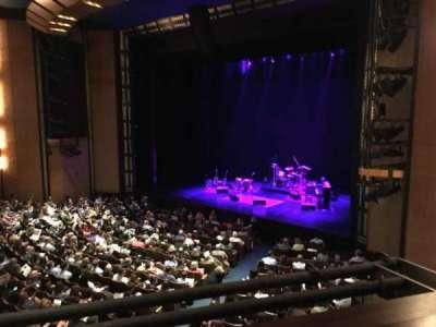The Kennedy Center Eisenhower Theater, secção: Box tier 6, lugar: 6
