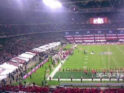 Wembley Stadium secção 215