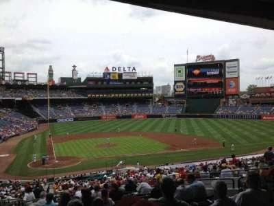 Turner Field, secção: 205, fila: 13, lugar: 2