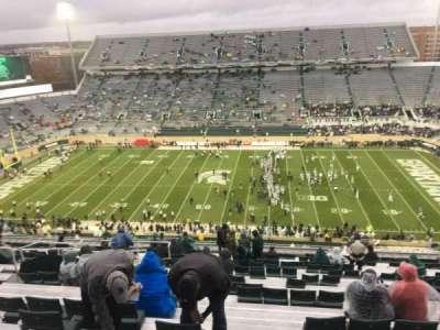 Spartan Stadium secção 123