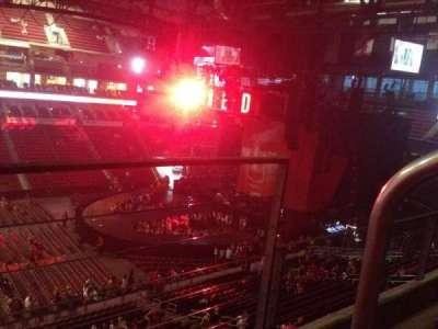 Wells Fargo Arena secção 205