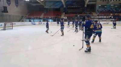 Anyang Ice Hockey Rink secção 특별석 (Special Seat)