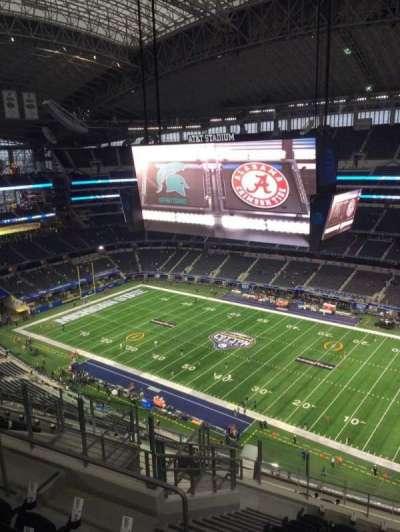 AT&T Stadium secção 438