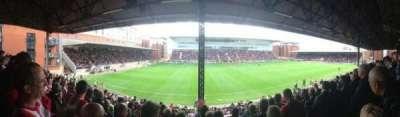 Matchroom Stadium, secção: EBM - PAPST East Stand Upper, fila: K, lugar: 159