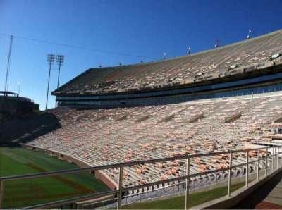 Memorial Stadium, Clemson secção The Hill