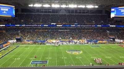 Hard Rock Stadium, secção: 347, fila: 1, lugar: 20