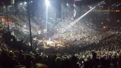 Nationwide Arena, secção: 118, fila: NN, lugar: 3