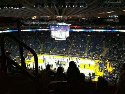 Oakland Arena secção 231