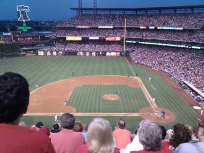 Citizens Bank Park secção 325