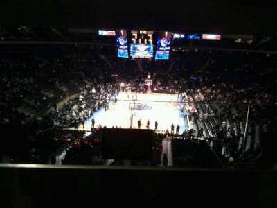 Madison Square Garden secção 204