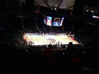Madison Square Garden secção 222