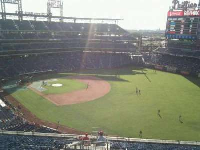 Citizens Bank Park secção 308
