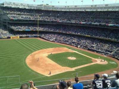 Yankee Stadium secção 327
