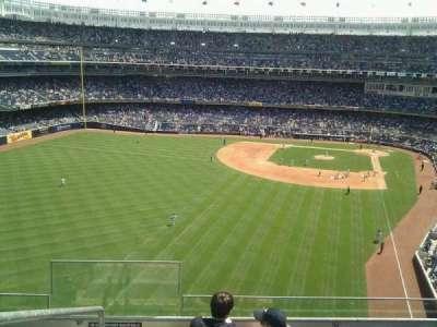 Yankee Stadium secção 333
