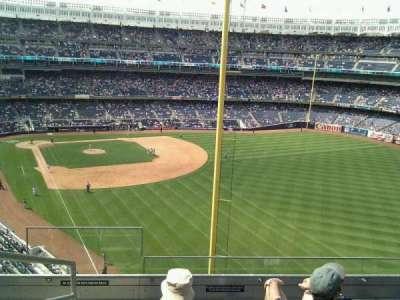 Yankee Stadium secção 307