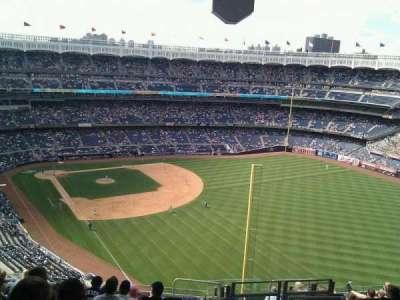Yankee Stadium secção 408