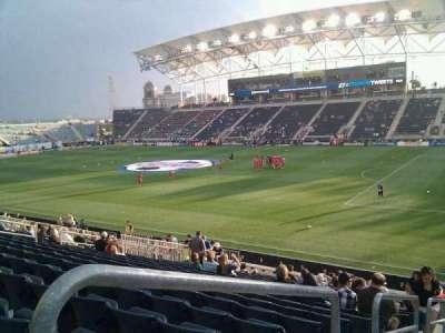 Talen Energy Stadium secção 122