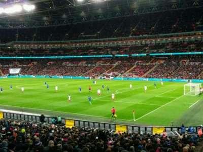 Wembley Stadium secção 118