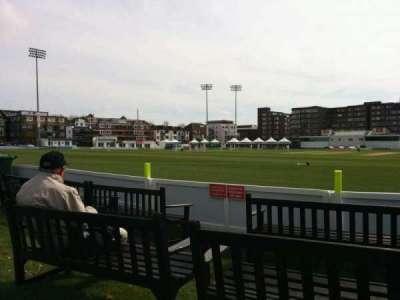 County Cricket Ground (Hove), secção: ga