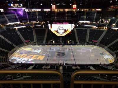 T-Mobile Arena secção 226