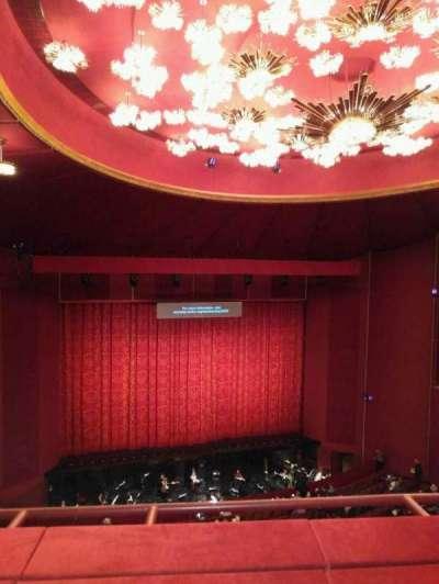 The Kennedy Center Opera House secção 2nd teir