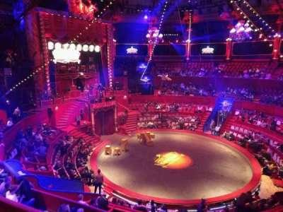 Cirque d'hiver, secção: C, fila: D, lugar: 49