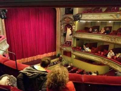 Théâtre Royal du Parc, secção: Troisième Balcon, fila: c, lugar: 51