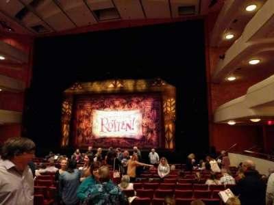 Thrivent Hall at Fox Cities Performing Arts Center, secção: Orchestra R, fila: r, lugar: 153